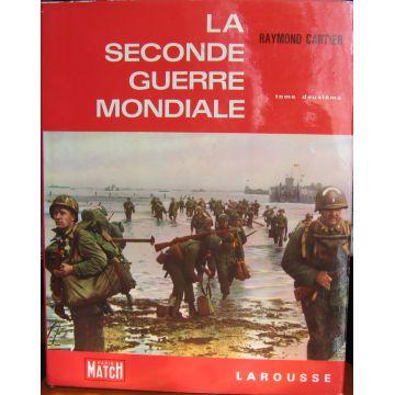 La seconde guerre mondiale Tome 2 : 1942-1945