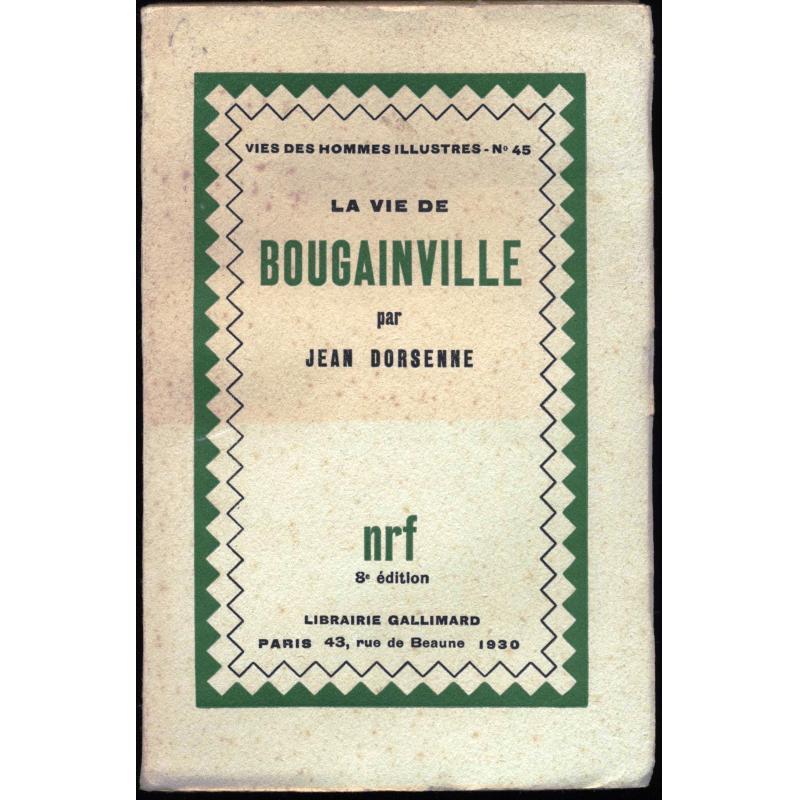 La vie de Bougainville