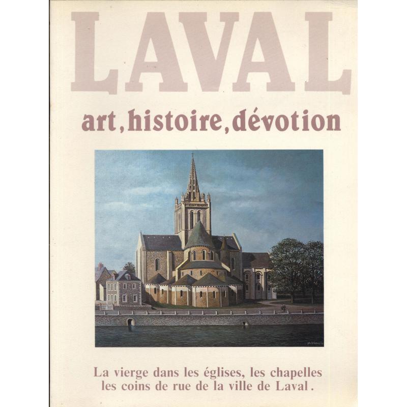 Laval art histoire et dévotion