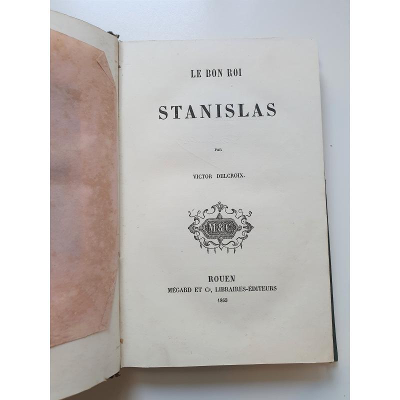 Le Bon Roi Stanislas
