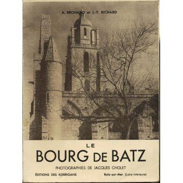 Le bourg de Batz