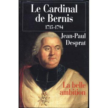 Le Cardinal de Bernis 1715-1794