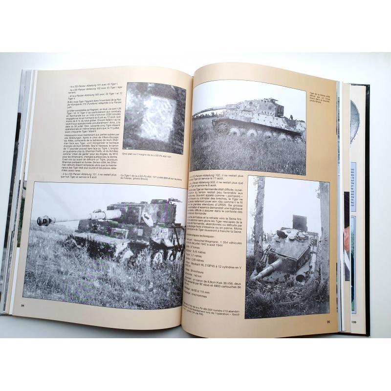 Le couloir de la mort  Falaise - argentan 1944