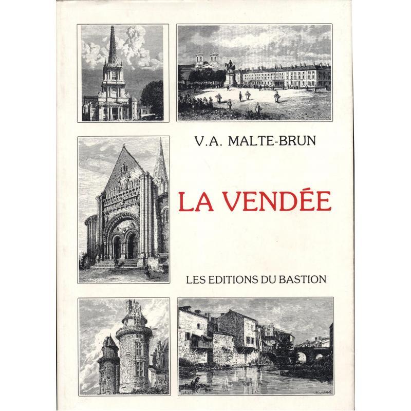 Le département de la Vendée reprint
