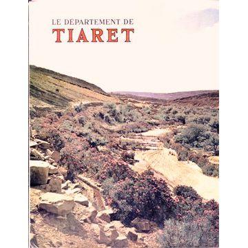 Le département de Tiaret