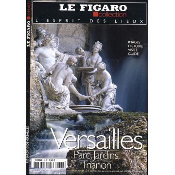 Le Figaro collection n°6 Versailles