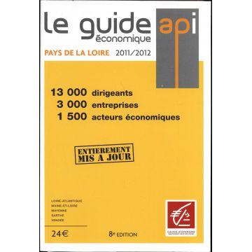 Le guide économique des Pays de la Loire 2011/2012