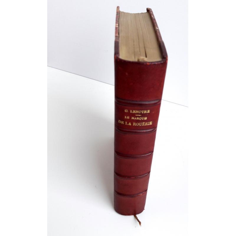 Le Marquis de la Rouerie et la conjuration bretonne 1790-1793