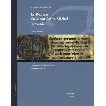 Le Roman du Mont Saint-Michel (XIIe siècle) manuscrits du Mont Saint-Michel T2