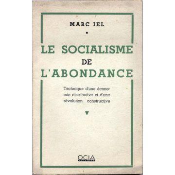 Le socialisme de l'abondance