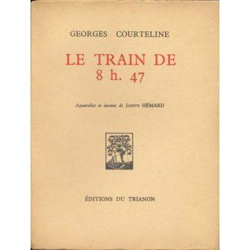 Le train de 8 h. 47 suivi du Miroir Concave