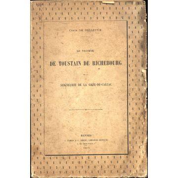 Le vicomte de Toustain de Richebourg