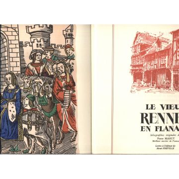 Le vieux Rennes en flanant