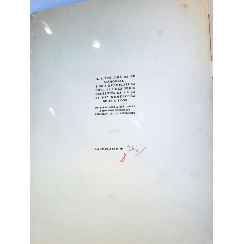 Le voyage présidentiel à Nantes et à st Nazaire 3,4,5 avril 1930 Doumergue