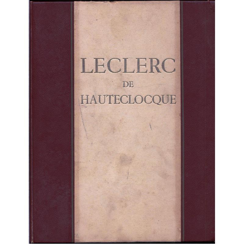 Leclerc de Hauteclocque