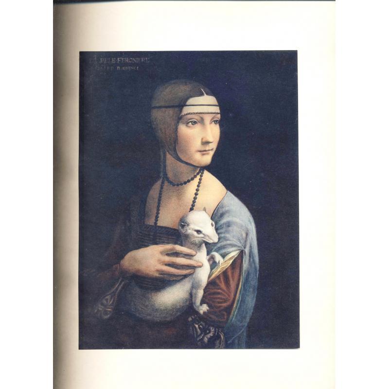 Leonard de Vinci relié