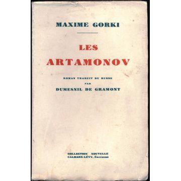 Les Artamonov