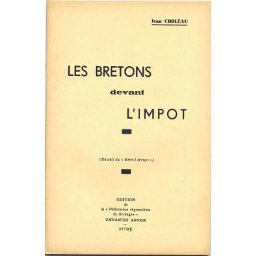 Les Bretons devant l'impôt