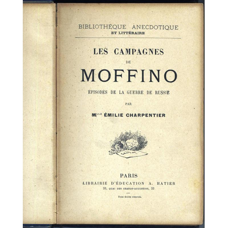 Les campagnes de Moffino épisodes de la guerre de Russie