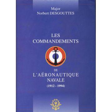 Les commandements de l'aéronautique navale (1912-1994)