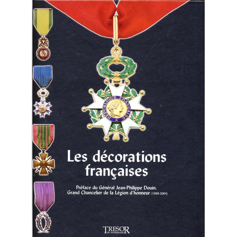 Les décorations françaises