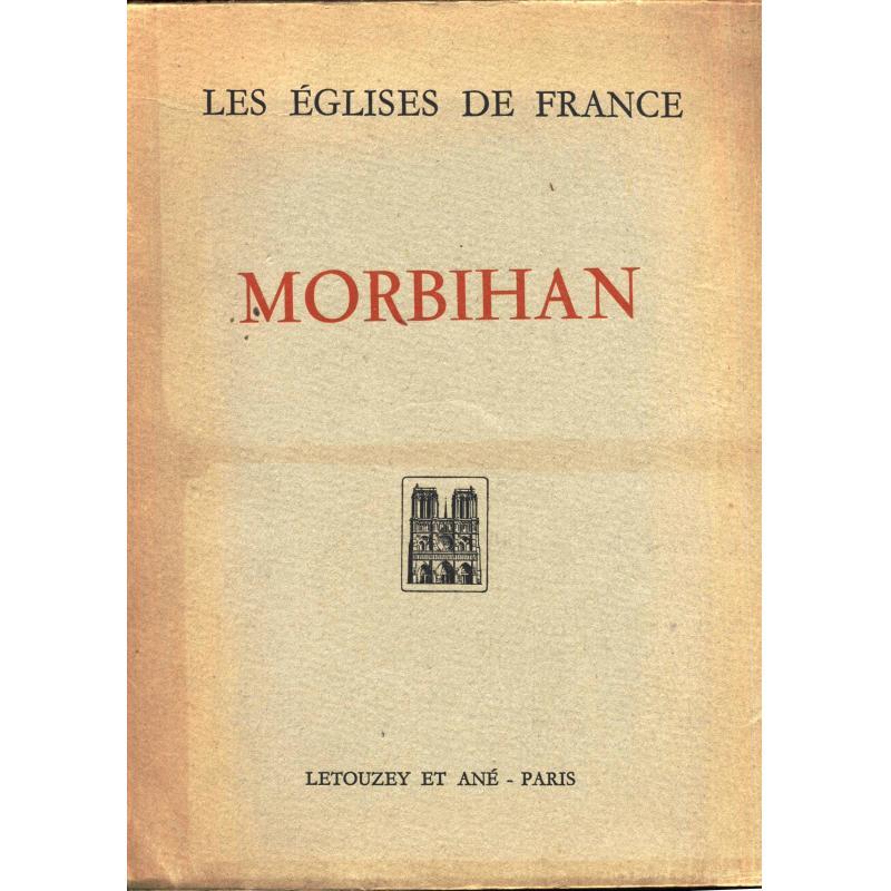 Les eglises de France - Morbihan