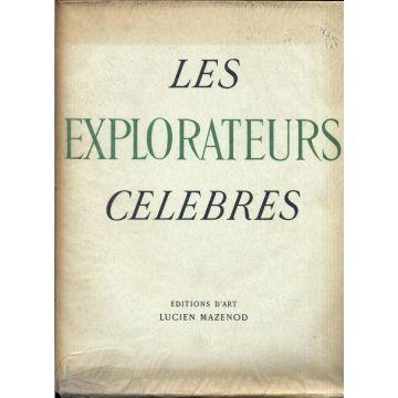 Les explorateurs célèbres