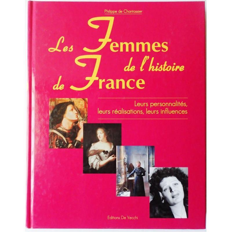 Les femmes de l'histoire de France
