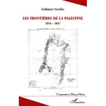 Les frontières de la Palestine (1914-1947)