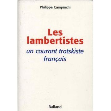 Les lambertistes. Un courant français