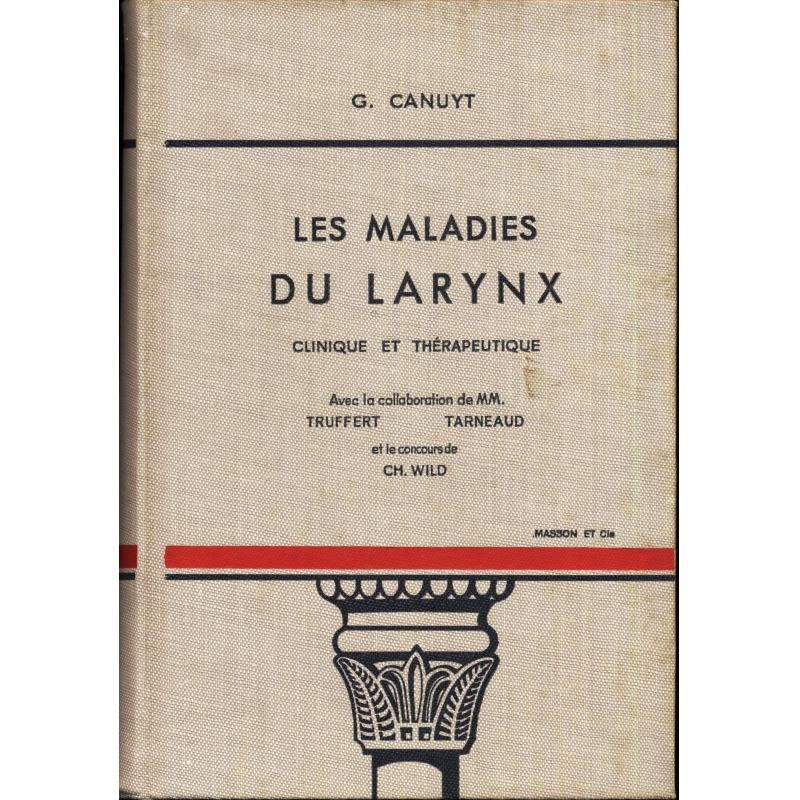 Les maladies du larynx
