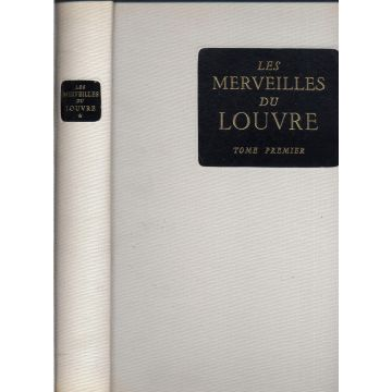 Les merveilles du Louvre, 2 tomes