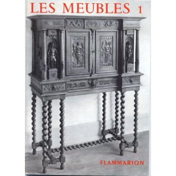 Les meubles de l'art antique au style Louis XIV - tome 1