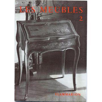 Les meubles du style Régence au style Louis XVI - tome 2