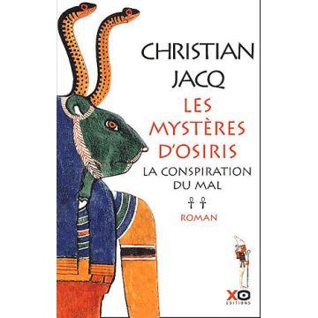 Les mysteres d'Osiris  tome 2 La conspiration du mal