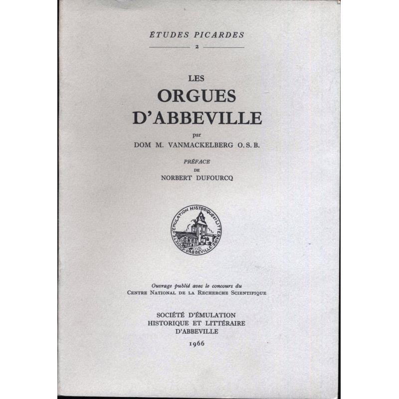 Les orgues d'Abbeville