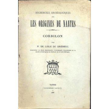Les origines de Nantes - Corbilon