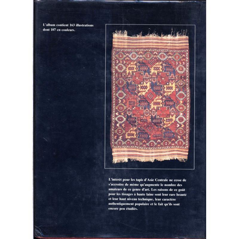 Les tapis d'asie centrale et du kazakhstan Turkmènes Ouzbeks