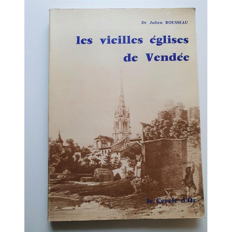 Les vieilles églises de Vendée