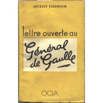 Lettre ouverte au général de Gaulle