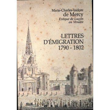 Lettres D'émigration 1790-1802