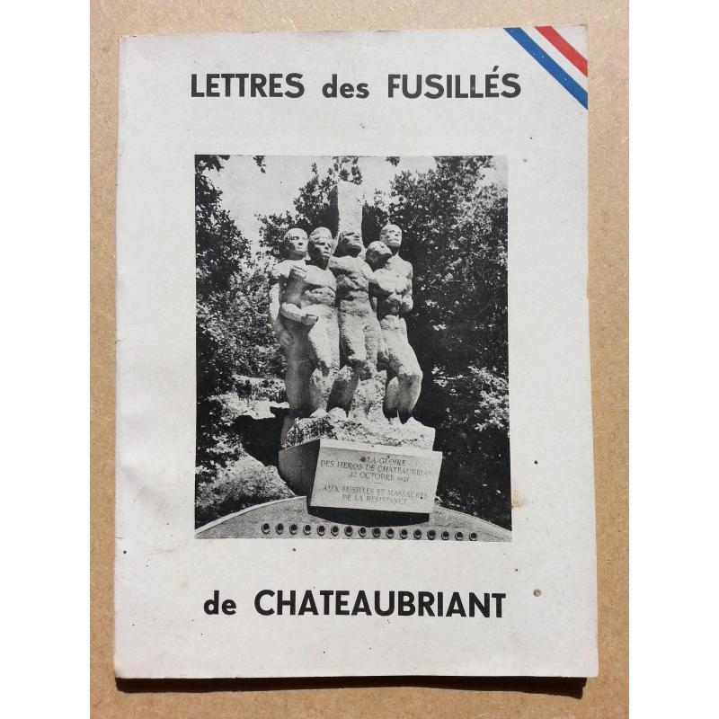 Lettres des fusillés de Chateaubriant