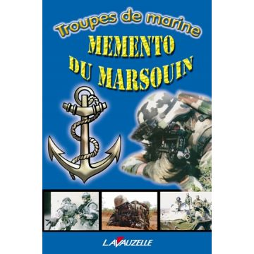 Mémento du marsouin (disponible)