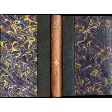 Mémoires de la Duchesse de Brancas suivis de la correspondance de Mme de Chateauroux