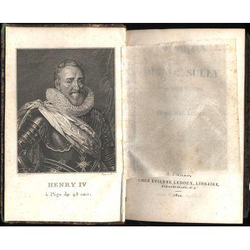 Mémoires du Duc de Sully. Tome 2