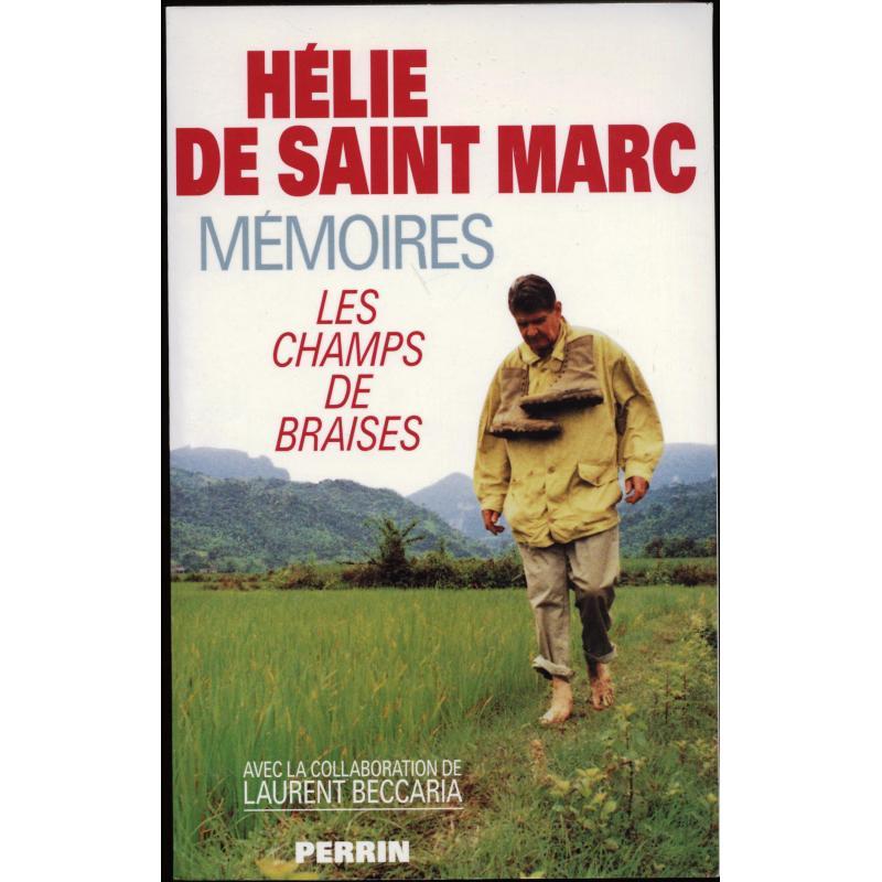 Mémoires Les champs de braises