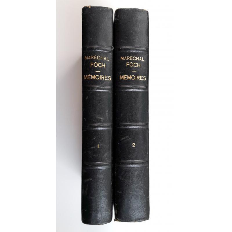 Mémoires pour servir à l'histoire de la guerre 1914-1918 TOME 2