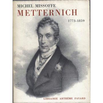 Metternich 1773-1859