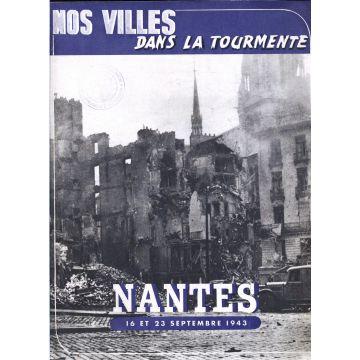 Nantes 16 et 23 septembre 1943