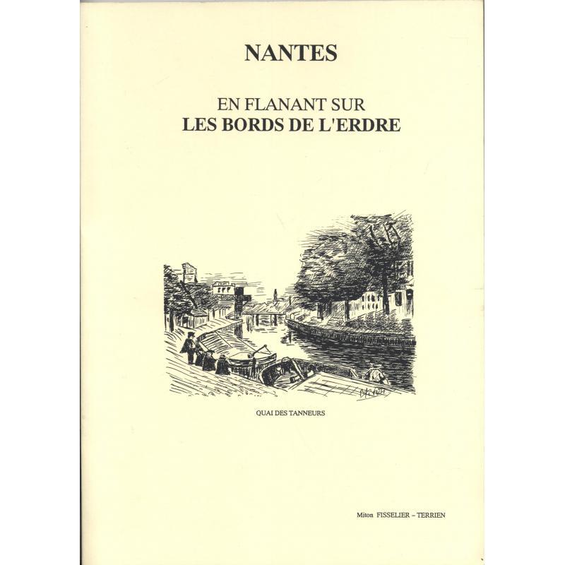 Nantes en flanant sur les bords de l'Erdre